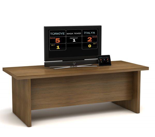 121 LCD MONİTOR TABLE TENIS SCOREBOARD