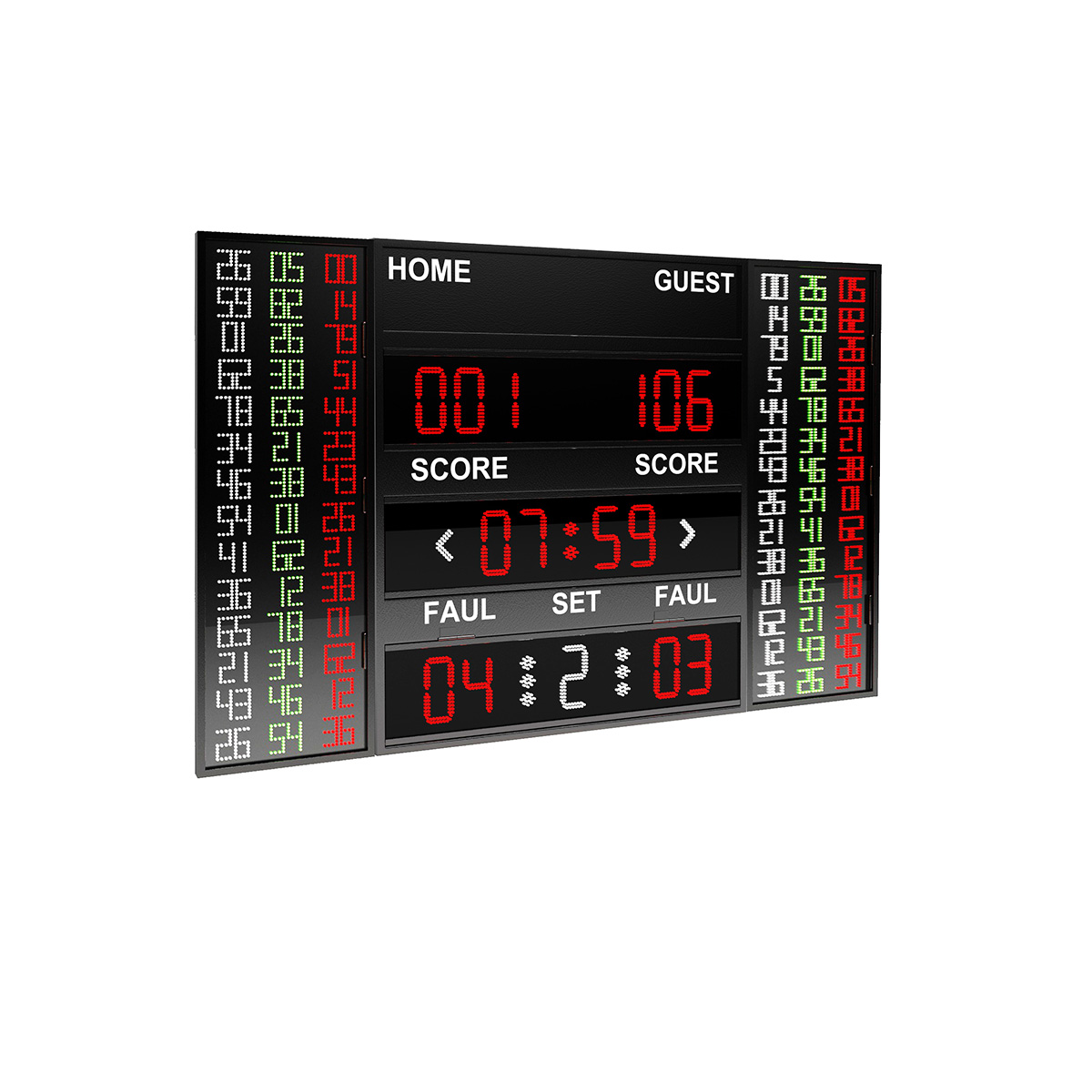 BS 149 BASIC NBA TİPİ SKORBORD